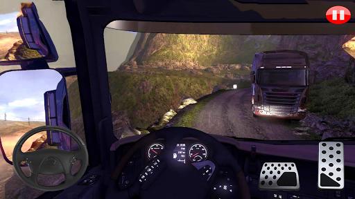 Euro Truck Simulator Offroad Cargo Transport Apk 1