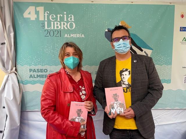 Raúl Quinto ha dado a conocer su última obra, junto a Ana Tapia.