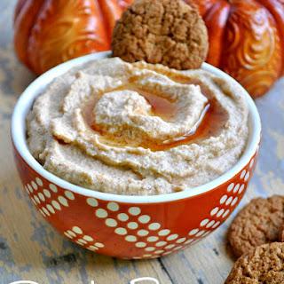 Pumpkin Spice Whipped Ricotta.