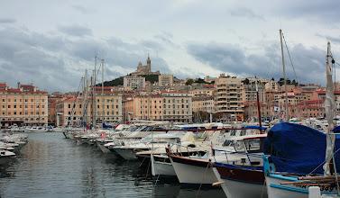 Photo: Notre-dame de la Garde - Marseille ze Starého přístavu https://www.turistika.cz/cestopisy/francie-provence-marseille/detail