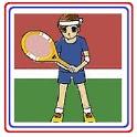 Tennis Ball Kids Game Amazing. icon