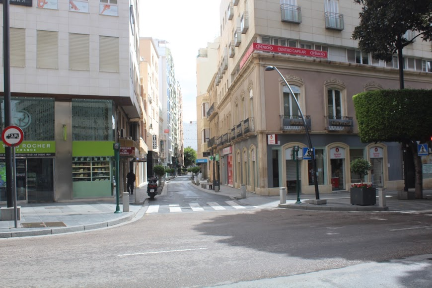 Calle Rueda López.