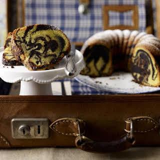 Sweet Potato Chocolate Cake.