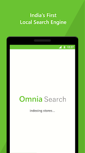 Omnia: Search India Locally- screenshot thumbnail