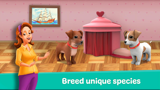 Dog Town: Pet Shop Game, Care & Play with Dog 1.1.62 screenshots 3