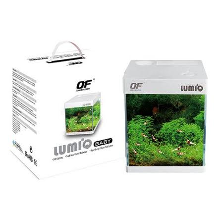 Lumi'Q Baby 10 Liter LED Vit 21,5x21,5x26,3cm