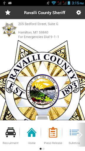 Ravalli County Sheriff cheat hacks