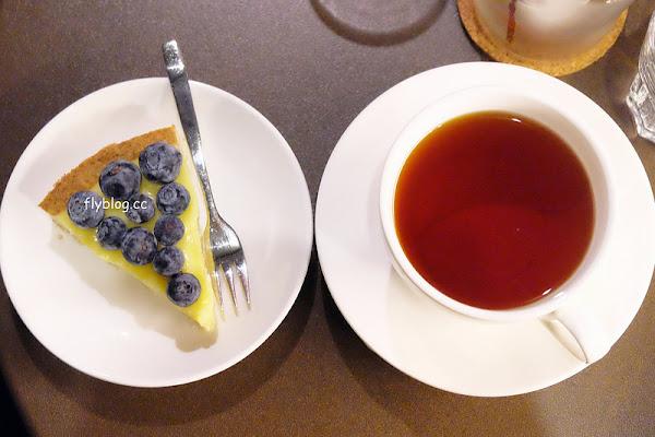 聖塔咖啡┃嘉義美食:在地人推薦必訪的聖塔咖啡,自製手工檸檬塔也好吃