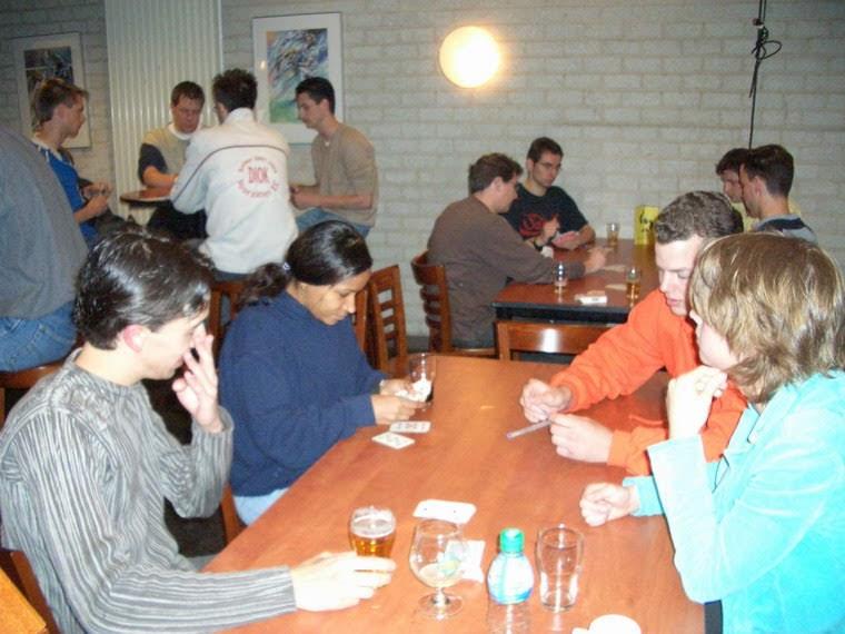 Klaverjassen met DIOK 2005