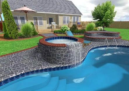 swimming pool design screenshot thumbnail - Design A Swimming Pool