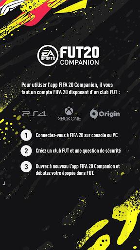 EA SPORTS™ FIFA 20 Companion fond d'écran 1