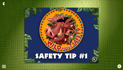 Disney Wild About Safety
