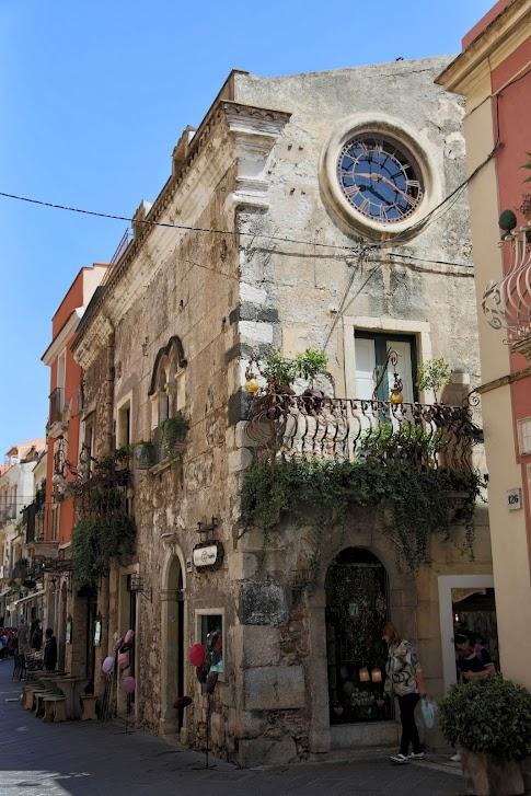 Taormina, Corso Umberto