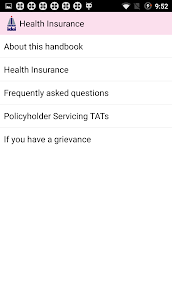 Handbook on Health InsuranceApp Download For Android 2