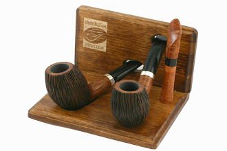 Photo: A complete set of the special Tamper and Pipes Rack.