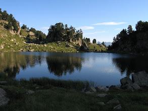 Photo: Val d'Aran:  lac Long de Colomèrs