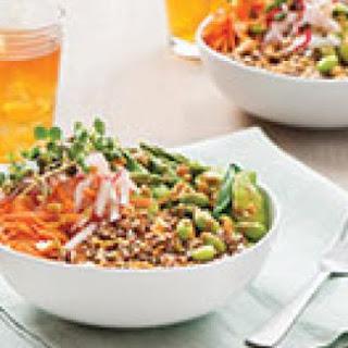 Spring Fling Quinoa Bowl Recipe