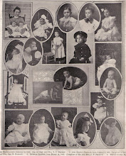 Photo: 1.Lawrence F. Jr. and Novella M., aged 4 months, twins of Mr.& Mrs.L.F.Williams of Colt;2.Reullura, b. 9-23,1903-of Mr.& Mrs.W.R.Ferguson;3.James E., b. 8-18,1901-Son of Mr.& Mrs.L.E.Davenport;4.Frank G., b.1-14,1900-Son of Capt.& Mrs.T.C.Merwin;5.Inez M., b.8-9,1901-of Mr.& Mrs.Geo.E.Hancock;6.Rebecca, b.3-14,1905-of Mr.& Mrs.J.T.Sanders;7.Marion L., b.9-12,1903-of Mr.& Mrs.J.E.Wydick;8.Harry M., b.4-29,1904-Son of Mr.& Mrs.W.T.Sanders;9.Robert, b.10-4,1900-Son of Mr.& Mrs.R.S.Stevens;10.Murray, b.5-6,1905-Son of Mr.& Mrs.M.C.Hambleton;11.Percy H.Jr., b.12-25,1904-Son of Mr.& Mrs.Percy H.Barker;12.Ada L., b.9-1,1903-of John W.Alderson;13.Sidney McD., b.6-6,1897-Son S.B.Trapp, Jr.;14.Thomas B., b.7-28,1904-Son H.R.Neblett;15.Norma V., b.6-1, 1902-D.of R.E.Sellers;16.James P., b.12-31,1901-Son F.W.DeRossitt;17.Frances L., b.2-23,1904-D. of Mr.& Mrs.Ellis Turley;18.John L. Jr., b.12-25,1903-Son J.L.Jelks, Memphis;19.Mildred, b.12-21,1899-D.of Mrs.Mollie Hancock;20.Frances M., b.2-22,1902-D.of Dr.& Mrs.J.O.Rush.