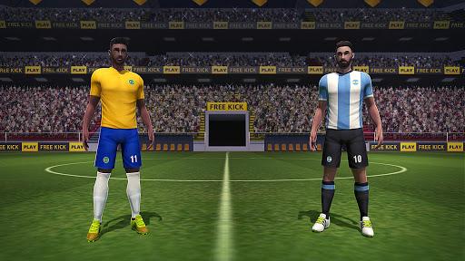 SOCCER FREE KICK WORLD CUP 17  screenshots 1