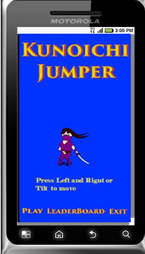 Kunoichi Jumper