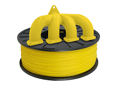 Yellow PRO Series ABS Filament - 2.85mm (1kg)