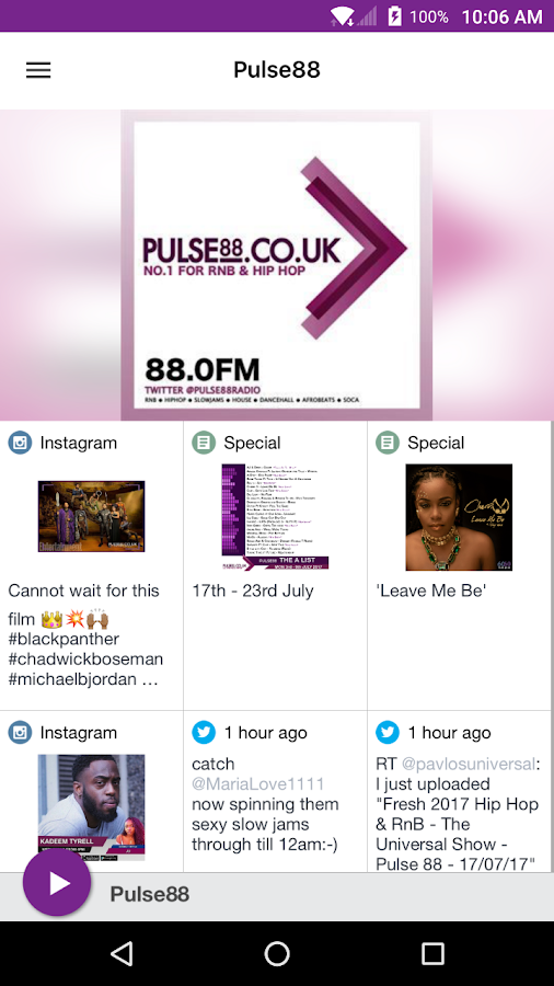 Pulse88- screenshot