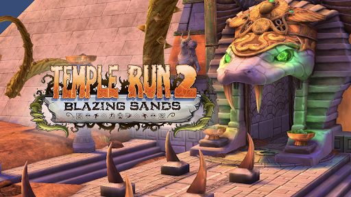 Temple Run 2 game (apk) free download for Android/PC/Windows screenshot