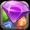 Jewels Blast Deluxe HD Free icon