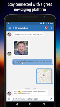 BiggerCity: Chat for gay bears, chubs and chasers