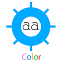 aa 2 Color : Space icon