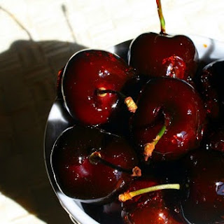 Candied Cherries for Maria Merryweather