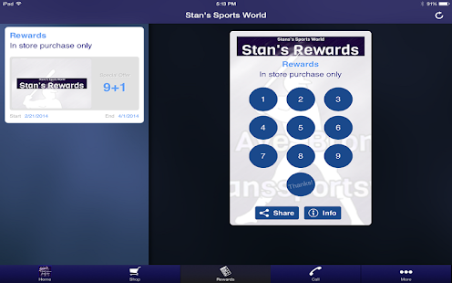 Stan's Sports World- screenshot thumbnail