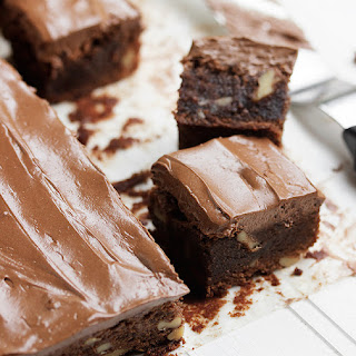 Brownie Frosting Without Powdered Sugar Recipes.