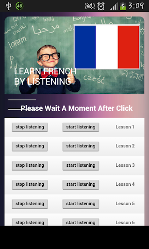 learn french in 10 days