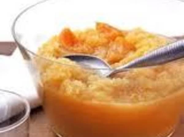 Apricot  Slush