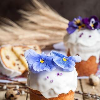 Easter Bread - Kulich