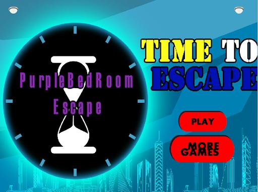 PurpleBedRoomEscape