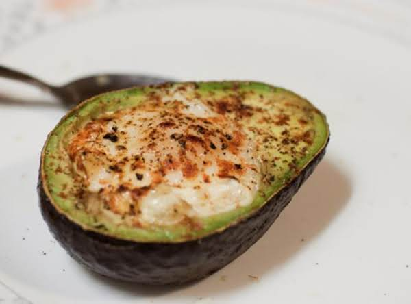 Egg In Avocado Recipe