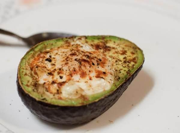 Egg In Avocado Recipe