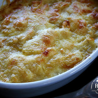 Potato & Caramelised Fennel Gratin
