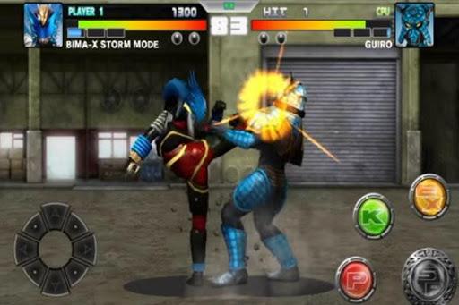 Guide BIMA-X Satria Garuda for PC