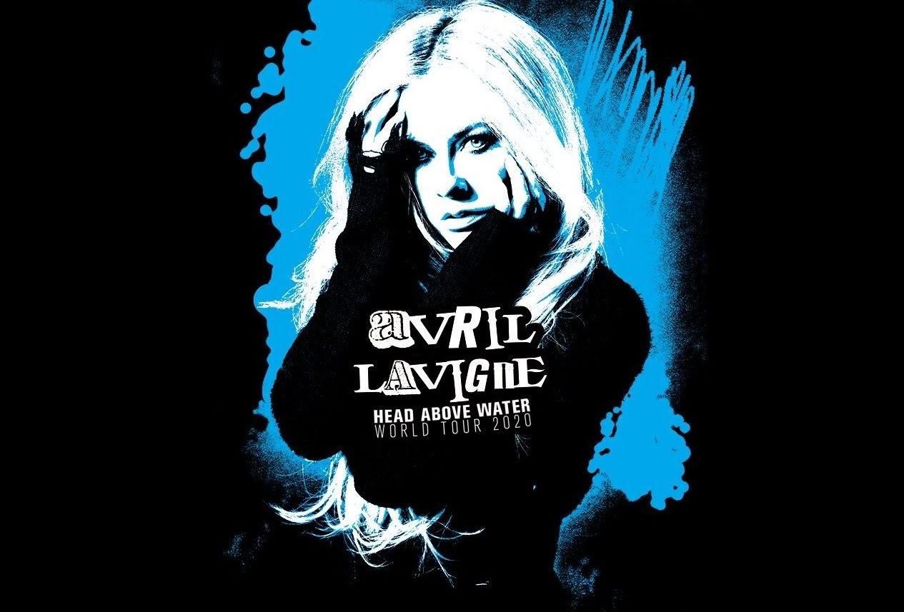 艾薇兒 Avril Lavigne 復出歌壇 五月來台開唱