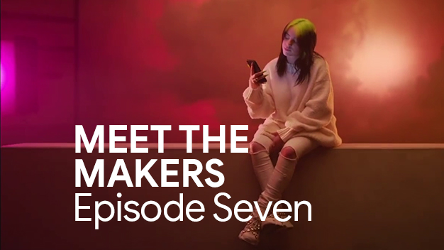 Meet the Makers E7: Saatchi & Saatchi London: Billie Eilish x Telekom