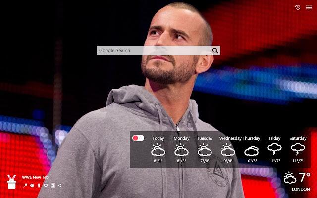 WWE New Tab, Wallpapers HD