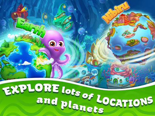 Seascapes : Trito's Match 3 Adventure 2.6 screenshots 21