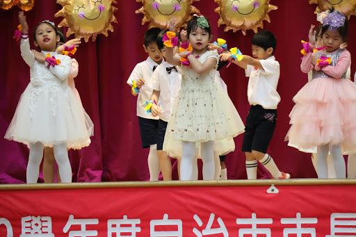 1204一年級唱跳比賽