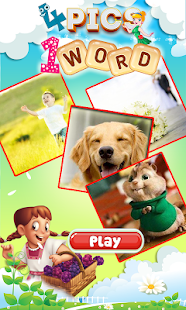 New - 4 pics 1 word 2018- screenshot thumbnail