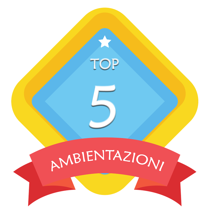 Top 5 ambientazioni