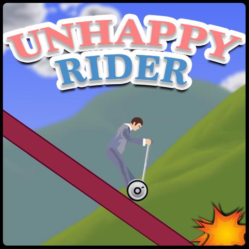 Unhappy Rider