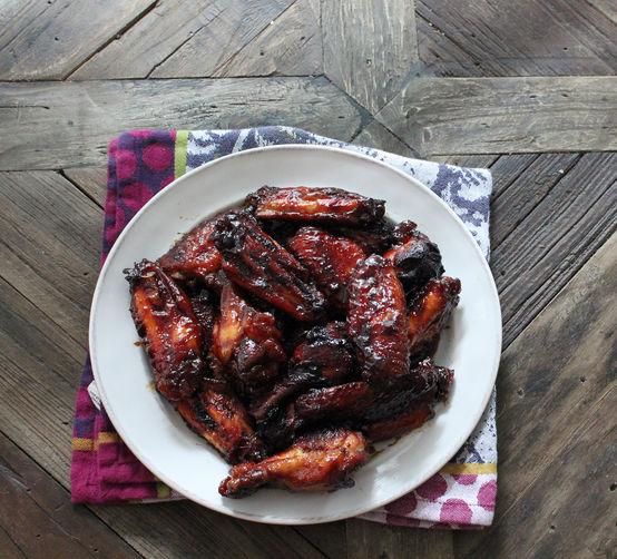 Sticky Wings Recipe